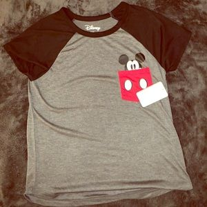 🖤Walt Disney Mickey Mouse T-shirt for girls 🎥